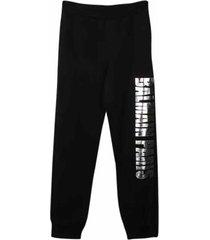 balmain cotton suit pants