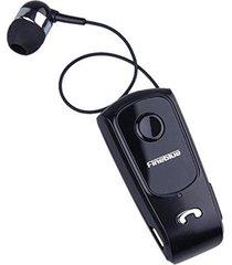 audifonos bluetooth, f920 auriculares inalámbrico conductor audifonos bluetooth manos libres  headset llamadas recordar desgaste vibración clip deportes corriendo auricular para teléfono (negro)