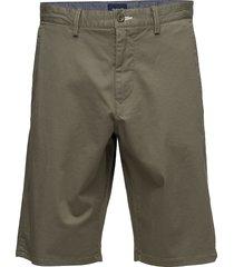 d1. relaxed twill shorts shorts chinos shorts grön gant