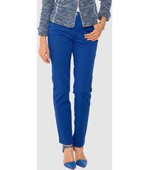 broek mona royal blue
