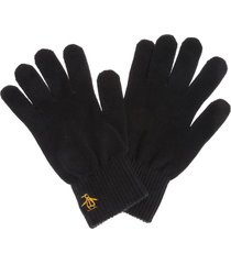 mens basic logo glove