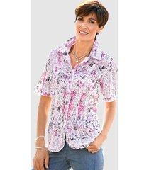 blouse paola roze