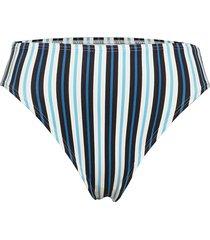 hi waist btm bikinitrosa blå michael kors swimwear
