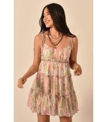 vestido primia estela pink