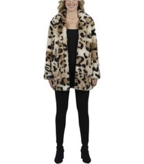 love token kian faux fur coat