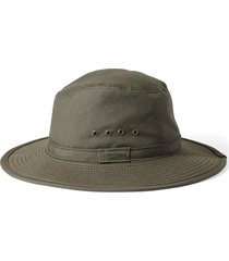filson packer hat, size x-large in otter green at nordstrom