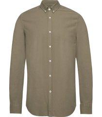 liam bx shirt 11389 overhemd casual groen samsøe samsøe
