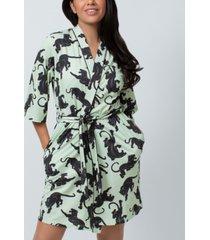 women's modal cozy robe