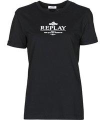 t-shirt korte mouw replay w3506d-20994