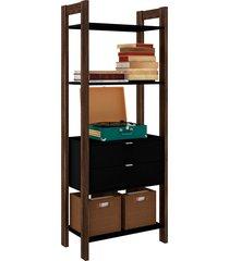 armário alto multiuso, tecno mobili, 3 p