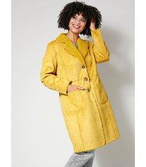 keerbare jas angel of style geel