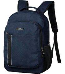 mochila azul kossok moutai