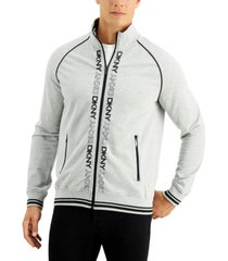 dkny men's flatiron track jacket, created for macy's