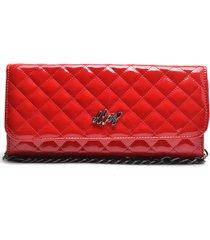 bolsa carteira transversal ellas online vermelho
