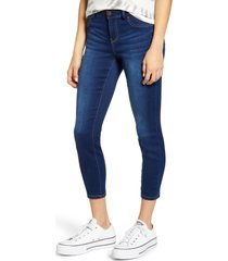 1822 denim butter ankle skinny jeans, size 31 in lennox at nordstrom