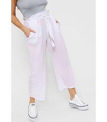 pantalón blanco vindaloo lazo