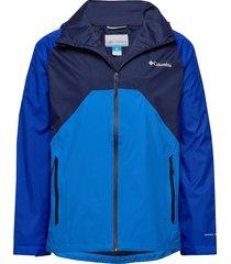 rain scape™ jacket outerwear sport jackets blauw columbia