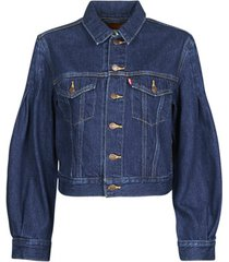 sweater levis wasted trucker