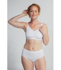 amnings-bh seamless nursing bra