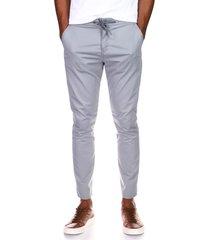 men's dl 1961 men's jay stretch track chino pants, size 32 - grey