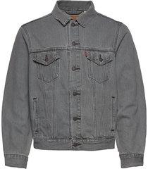 vintage fit trucker gotta get jeansjack denimjack grijs levi´s men