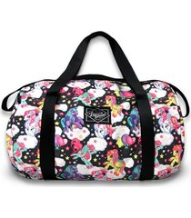 liquor brand pegasus brony cartoon unicorns pony punk duffle bag b-duf-029