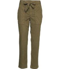 tailynn pa tailynn pantalon met rechte pijpen groen part two