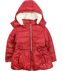 parka london rock rojo ficcus