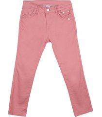 jeans bolsillo trenzado rosado pillin