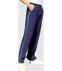 byxor dress in marinblå
