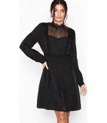 object collectors item objclea l/s dress a wi skater dresses