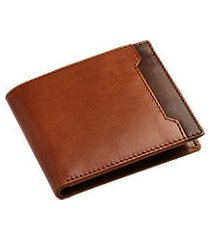 jos. a. bank bi-fold leather wallet