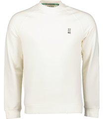 no excess pullover - modern fit - offwhite