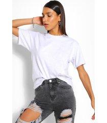 basic oversized t-shirt, ash