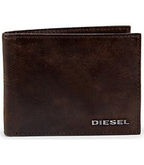 neela leather bi-fold wallet