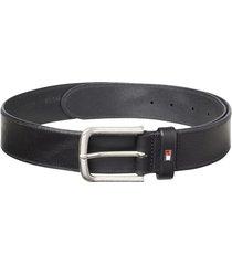 cinturón negro tommy hilfiger ranger belt