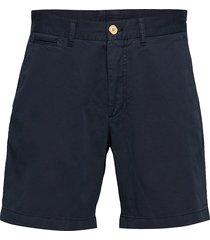 lt twill chino shorts bermudashorts shorts blauw morris