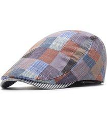 cappellino per berretto estivo in cotone con retina da donna regolabile  confortevole baf9f0ab09d5