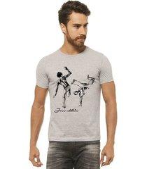 camiseta joss - capoeira - masculina