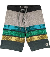 bermuda boardshort wss stretch hawaii color 20 - kanui