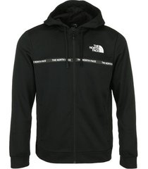 trainingsjack the north face overlay jacket mountain athletics