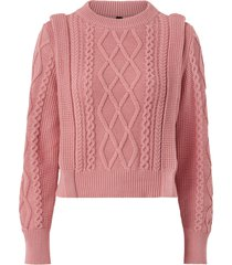 tröja yasblesha ls knit pullover
