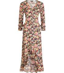 colourful rebel jurk multicolor 8284