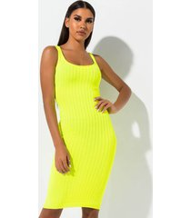 akira work this way bodycon midi dress