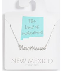 maurices womens dainty new mexico necklace gray