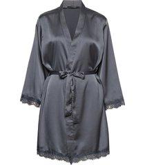 smilla kimono morgonrock grå missya