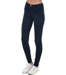 womens rain skinny jeans