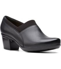 clarks collection women's emslie summit shooties women's shoes