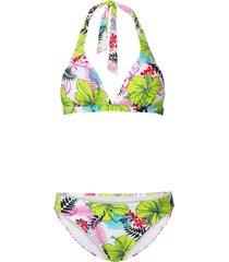 bikini (bianco) - rainbow