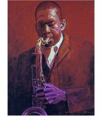 "david lloyd glover coltrane canvas art - 37"" x 49"""